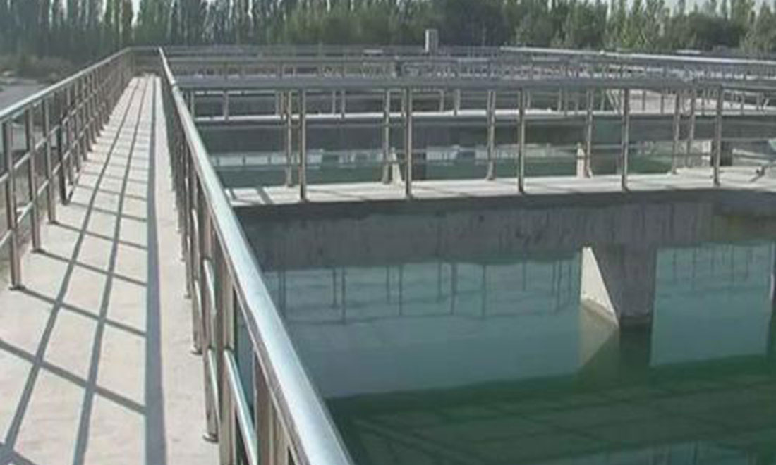 30 PPP projects of sewage treatment and reclaimed water reuse in yingdong economic development zone, anhui province