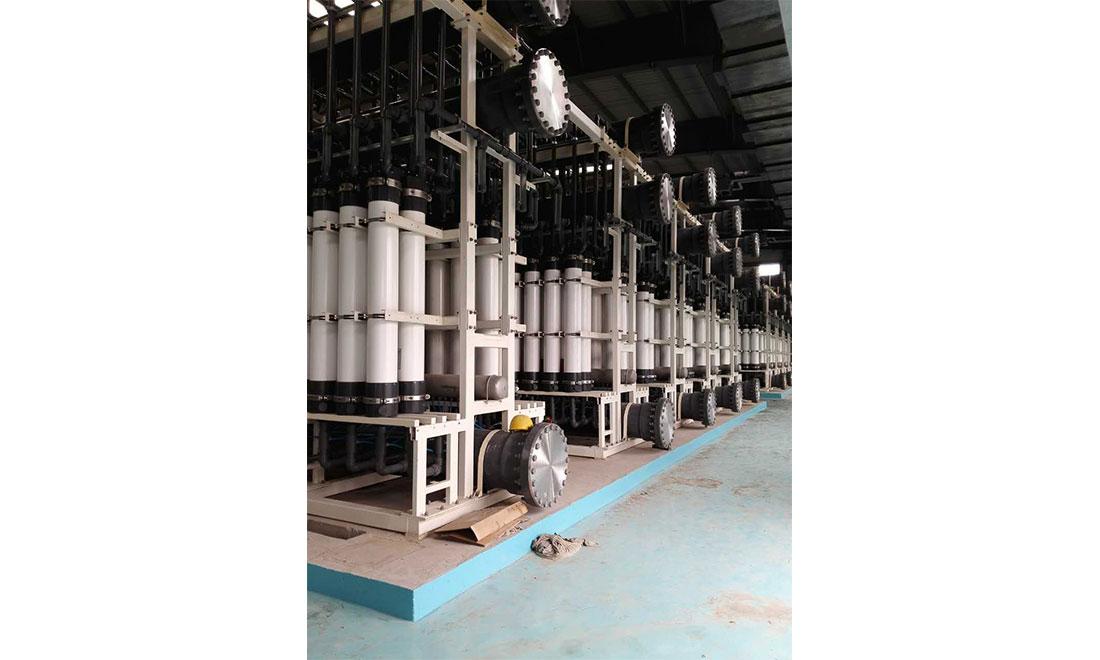 Cơ sở tái chế để tái sử dụng Công ty TNHH Nước Trường Xuân (Group) - 47 bộ.