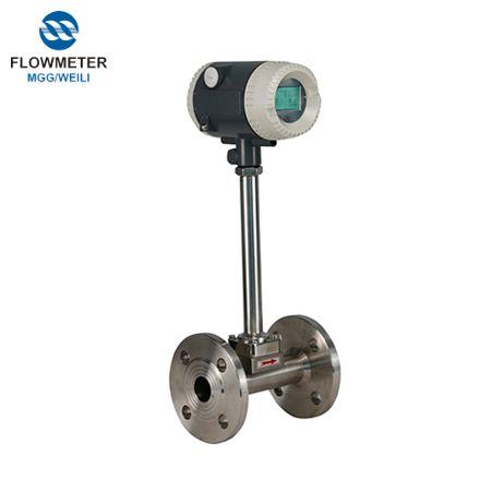 Khí tự nhiên kỹ thuật số Vortex Flowmeter