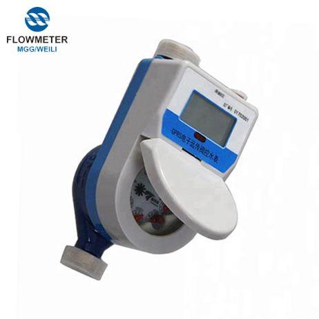 đồng hồ nước đơn phản lực với MID