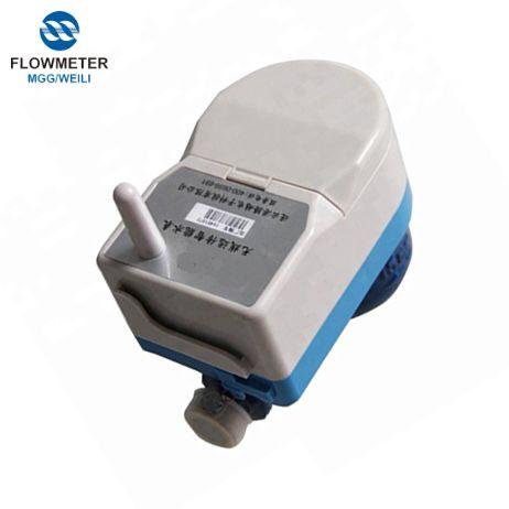 IP68 bảo vệ lớp học và > 10 năm tuổi thọ pin khu dân cư máy đo nước Modbus