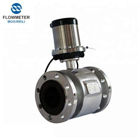 Loại Analog EMG SS316 điện cực Flowmeter luồng nước Meter Pin